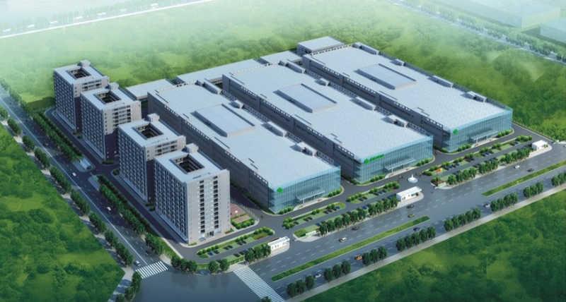 江门崇达电路技术有限公司二厂设计项目